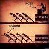 Чим відрізняється лідер від керівника
