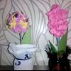 Квітка куля з паперу своїми руками