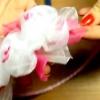 Квіти з органзи своїми руками