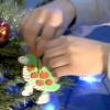 Ялинкові іграшки з паперу своїми руками