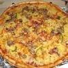 Як швидко приготувати піцу.