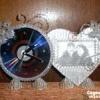 Як Зробити красиву рамку для фотографій cd дисків