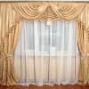 Як декорувати штори - оригінальні ідеї