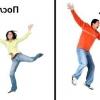 Як рухати тілом на фото photoshop або рухаємо частинами тіла