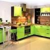 Як яскраво оформити кухню
