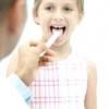 Як лікувати ангіну у дітей?