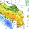 Як знайти на карті не існуючу тепер країну югославия