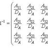 Як знайти зворотну матрицю