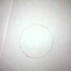 Як намалювати коло без циркуля?