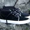 Як очистити і відбілити білу підошву на взуття?