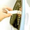 Як очистити праску від пригару і накипу?