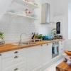 Як оформити кухню в скандинавському стилі