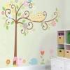 Як оформити стіни в дитячій кімнаті