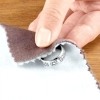 Як почистити срібне кільце?