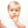 Як постригти нігті немовляті?