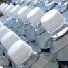 Як побудувати пліт з пластикових пляшок?