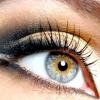 Як правильно фарбувати очі олівцем