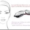 Як правильно вибрати сонцезахисні окуляри? Поради та приклади