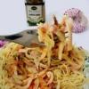Як приготувати пасту з кальмарами у вершковому соусі