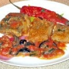 Як приготувати рибу з маслинами?