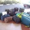 Як провозити багаж на поїзді