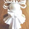 Як зробити ангела з паперу?