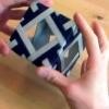 Як зробити з паперу куб