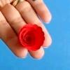 Як зробити з паперу троянду своїми руками