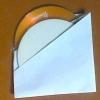 Як зробити конверт для 2х cd з аркуша паперу