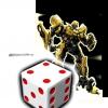 Як зробити куб трансформер з паперу