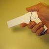 Як зробити зброю з паперу?