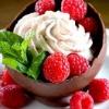 Як зробити шоколадні стаканчики до десерту