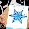 Як зробити сніжинку з паперу своїми руками