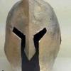Як зробити спартанський шолом