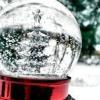 Як зробити скляний сніжна куля