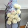 """Як зробити вазочку """"мімоза"""" до 8 березня"""
