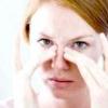 Як зняти набряк слизової носа?