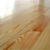 Як стелити дерев'яну підлогу по лагам?
