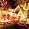 Як прикрасити весь будинок на новий рік