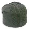 Як в'язати шапку спицями: схеми, відео та фото
