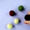Як в'язати кулька гачком