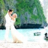 Як вибрати наряд нареченої для весілля на пляжі