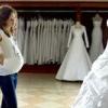 Як вибрати сукню вагітної нареченій
