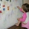 Як вивести з шпалер малюнок, намальований кульковою ручкою