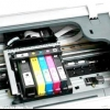 Як замінити картридж в принтері?