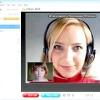 Як записати відео в скайпі