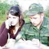 Які посібники покладені дружині солдата строкової служби, яка виховує дитину від іншого чоловіка