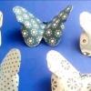 Кірігамі метелик майстер клас своїми руками
