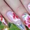 Китайський розпис нігтів ідеї