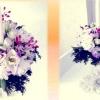 Композиції квітів на весільний стіл майстер клас